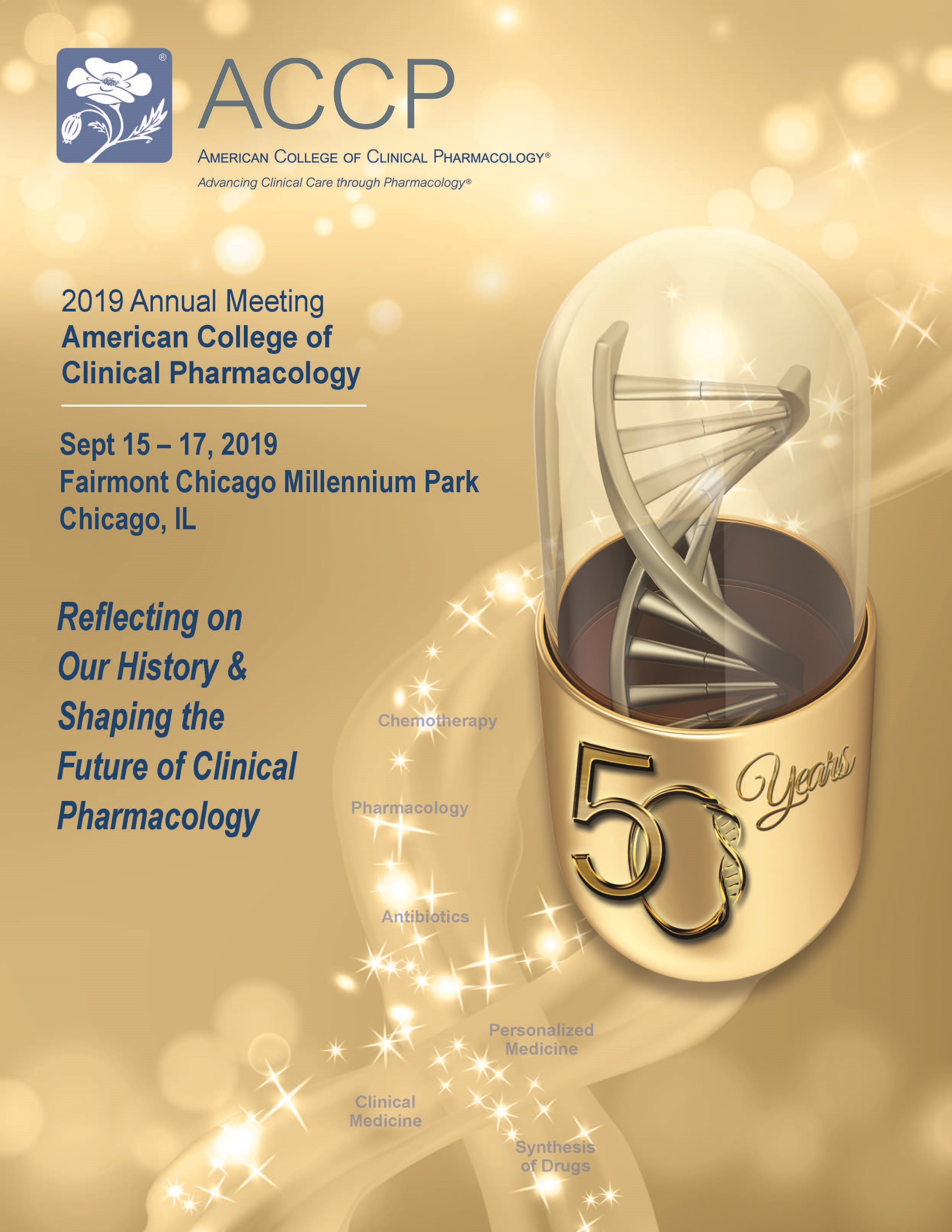 Annual Meeting Letter of Invitation | ACCP